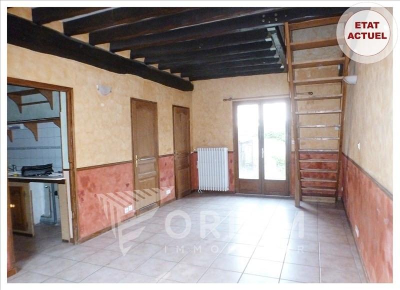 Vente maison / villa Appoigny 136000€ - Photo 4