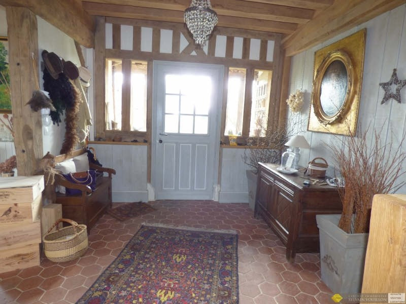 Deluxe sale house / villa Douville en auge 630000€ - Picture 6