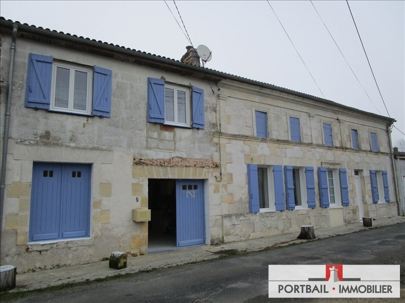 Vente maison / villa Montendre 233 200€ - Photo 1