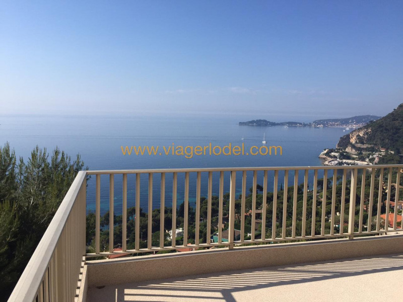 Life annuity house / villa Èze 550000€ - Picture 2