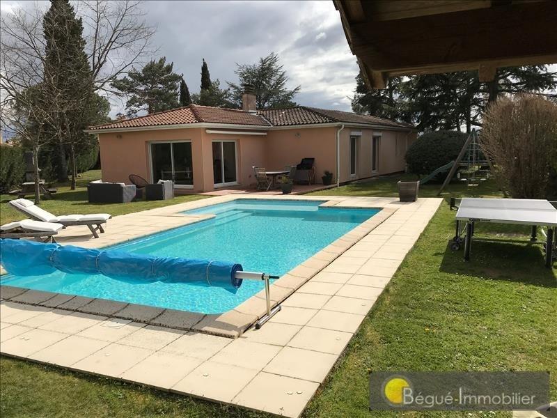 Vente maison / villa Pibrac 446000€ - Photo 1