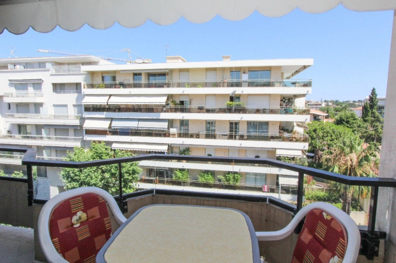 Sale apartment Juan les pins 340000€ - Picture 8