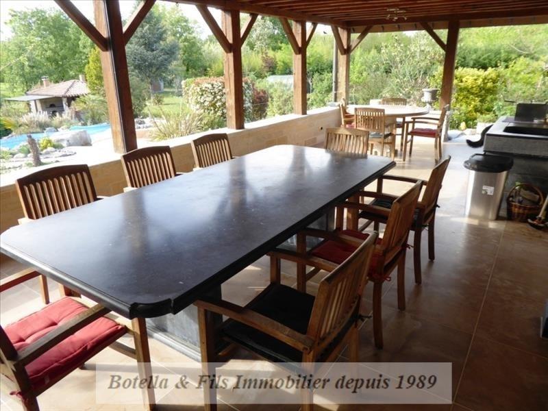 Verkauf von luxusobjekt haus Ruoms 632000€ - Fotografie 13