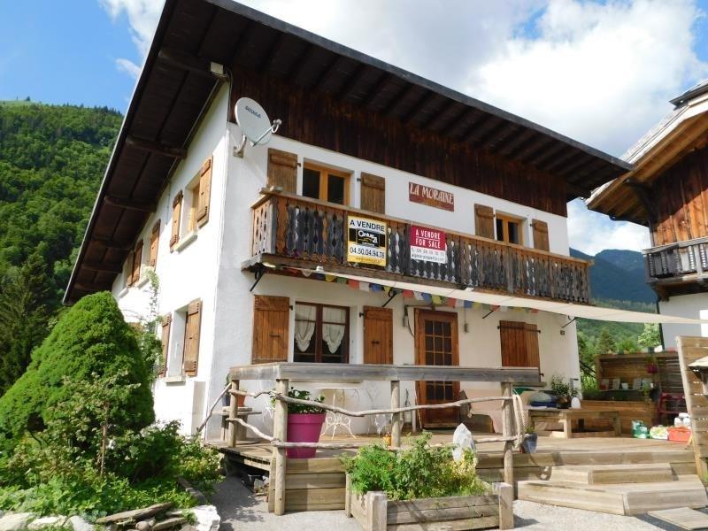 Vendita appartamento Montriond 255000€ - Fotografia 1