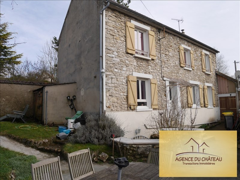 Sale house / villa Villette 233000€ - Picture 1
