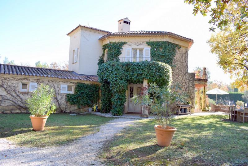 Immobile residenziali di prestigio casa Fayence 1085000€ - Fotografia 21