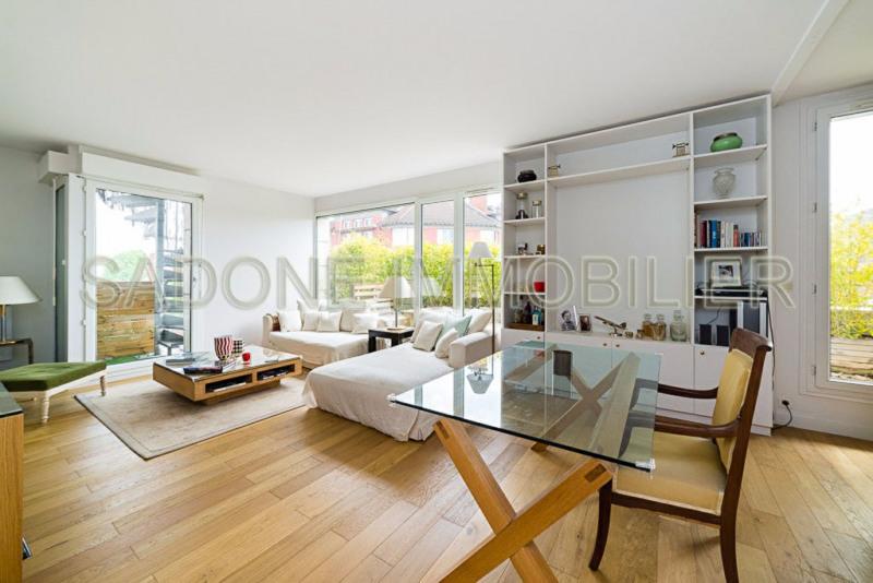 Appartement 89m² Plateau-Mont Valérien Rueil Malmaison 92500 -