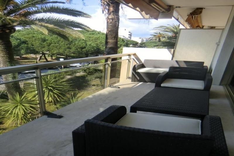Vente appartement Juan les pins 450000€ - Photo 3