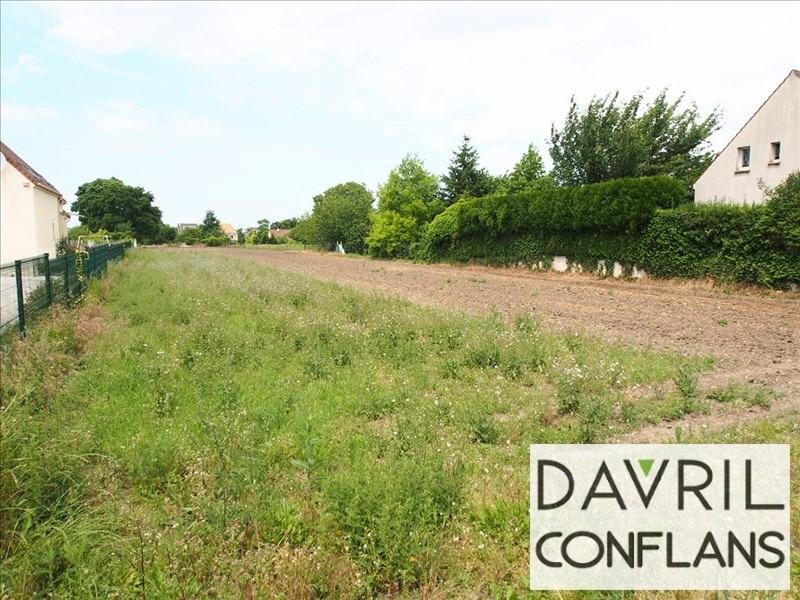 Revenda terreno Eragny 242000€ - Fotografia 4