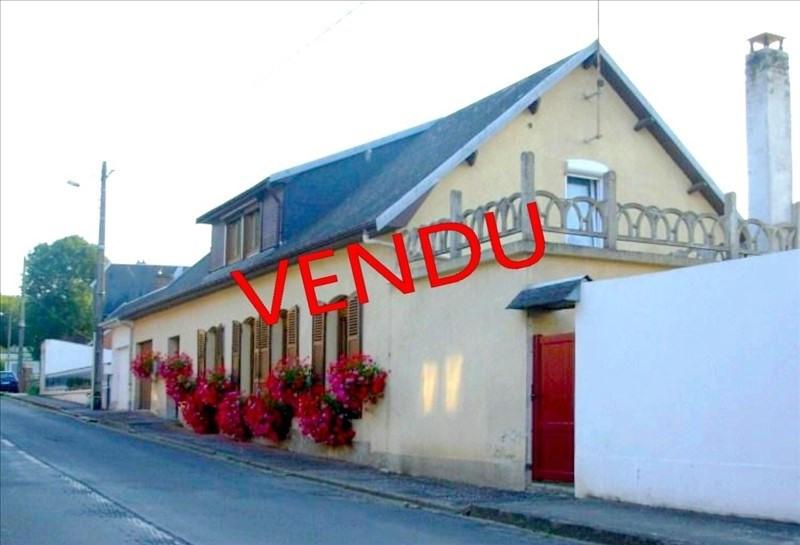 Sale house / villa Peronne 122000€ - Picture 1