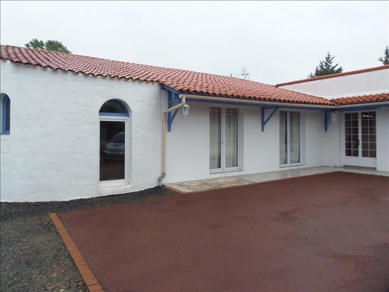 Vente maison / villa La bernardiere 170000€ - Photo 1