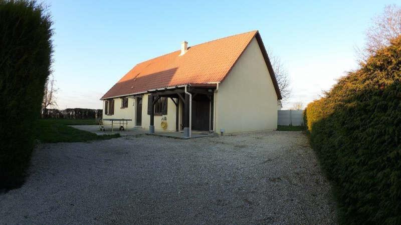 Vente maison / villa Les thilliers en vexin 200080€ - Photo 4