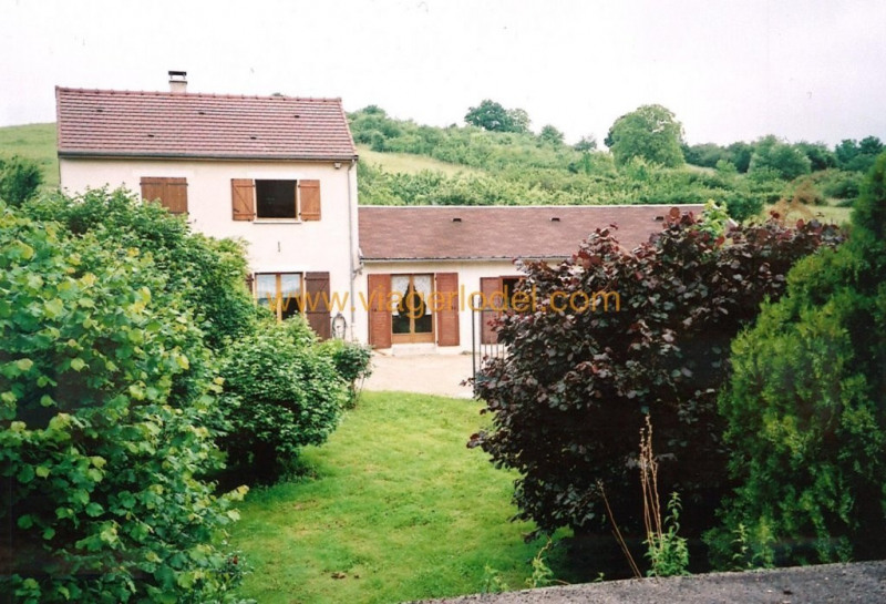 Life annuity house / villa Trevilly 25 000€ - Picture 3