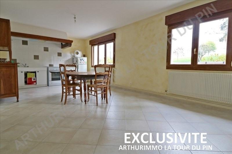 Sale house / villa La tour du pin 550000€ - Picture 2