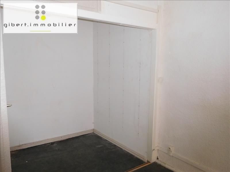 Rental empty room/storage Le puy en velay 280€ HT/HC - Picture 4