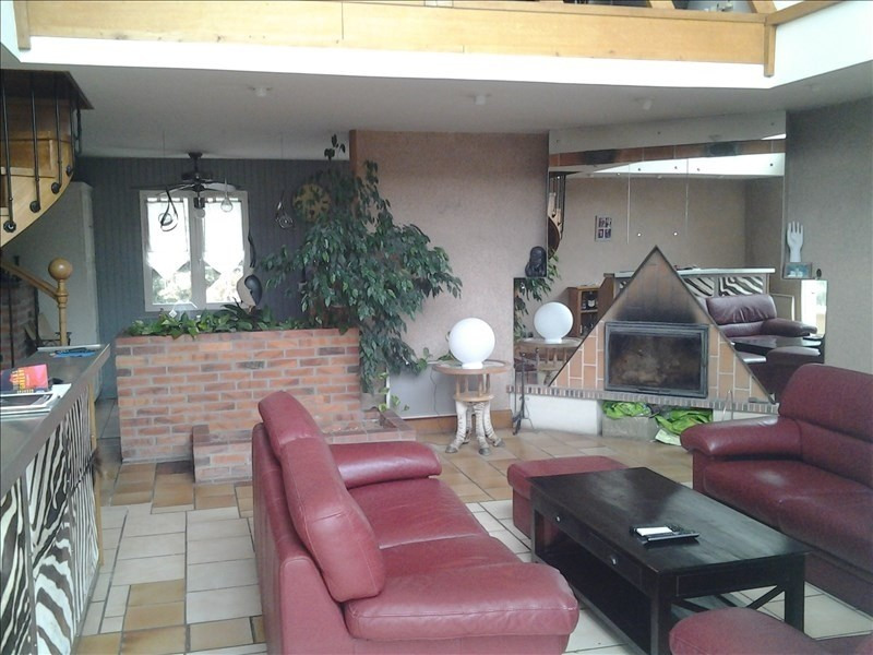 Sale house / villa Vineuil 399500€ - Picture 5