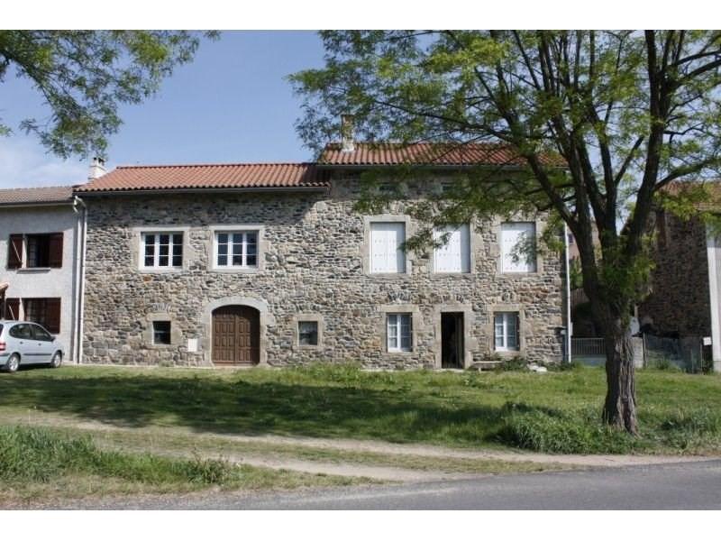 Sale house / villa St maurice de lignon 132000€ - Picture 1