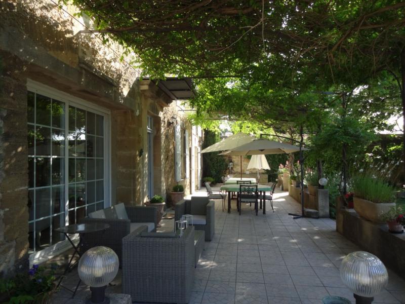 Vente de prestige maison / villa Althen des paluds 867000€ - Photo 7