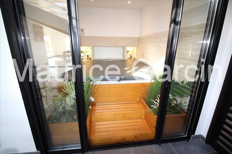 Revenda residencial de prestígio apartamento Orange 1195000€ - Fotografia 7