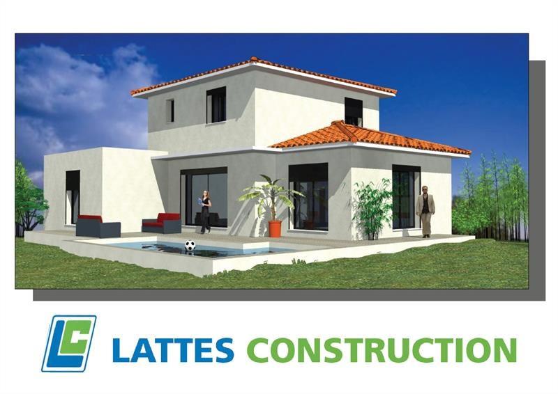 Maison  5 pièces + Terrain 400 m² Villeneuve les Maguelones par LATTES CONSTRUCTION