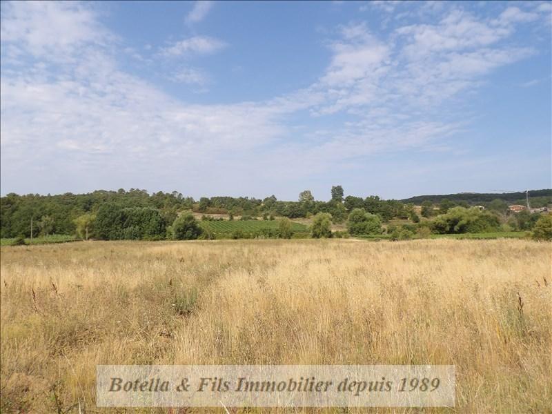 Vendita terreno Vagnas 128000€ - Fotografia 2