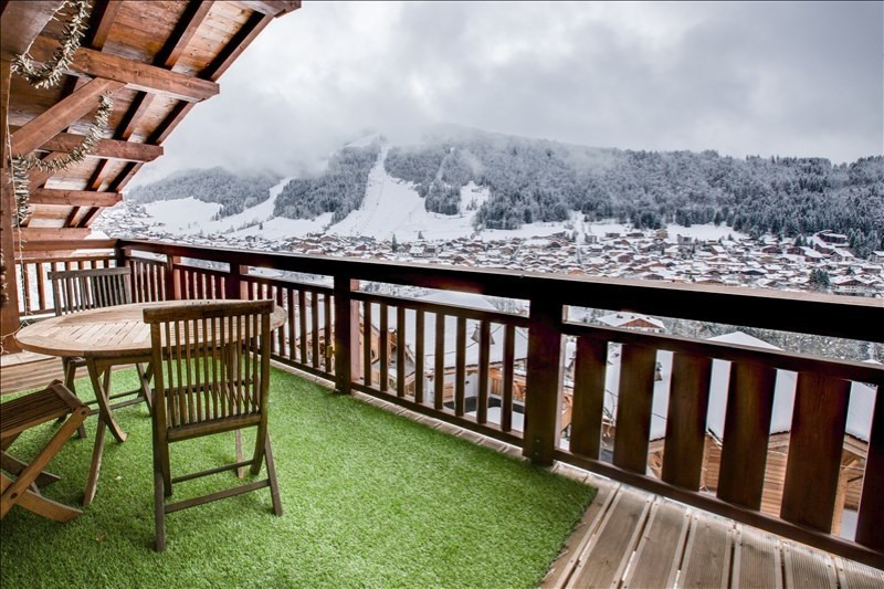 Verkoop van prestige  appartement Morzine 560000€ - Foto 4