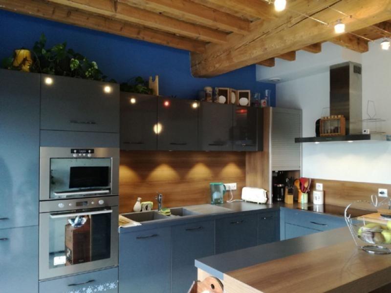 Vente maison / villa Villette d anthon 289000€ - Photo 2