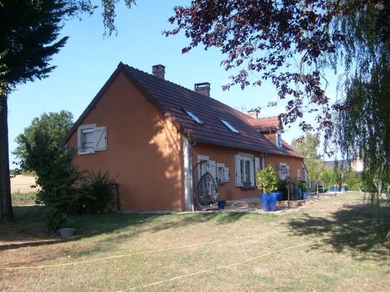 Deluxe sale house / villa Ivoy le pre 298000€ - Picture 1