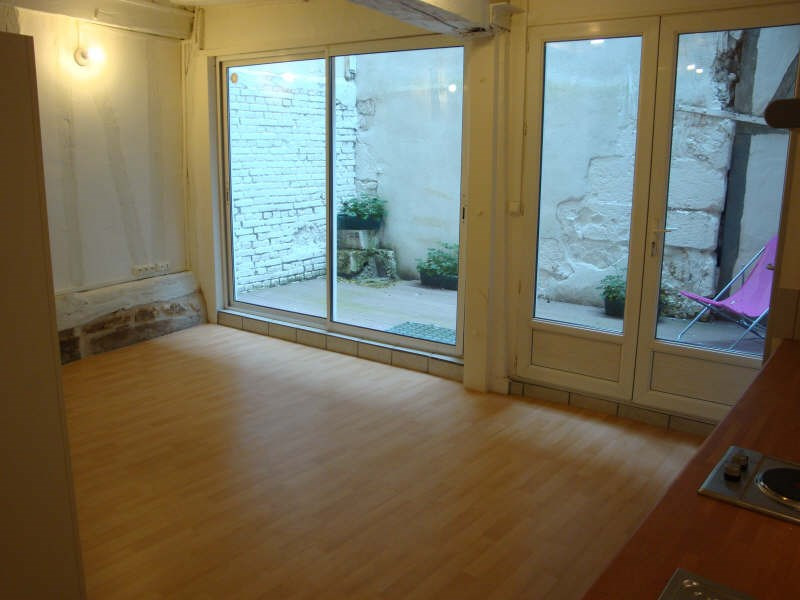 Rental apartment Rouen 494€ CC - Picture 3