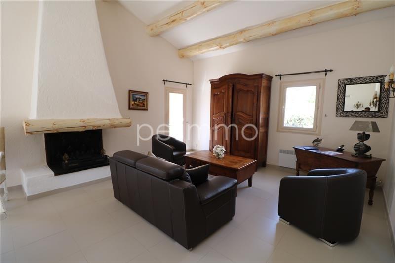 Vente de prestige maison / villa Cornillon confoux 658000€ - Photo 5