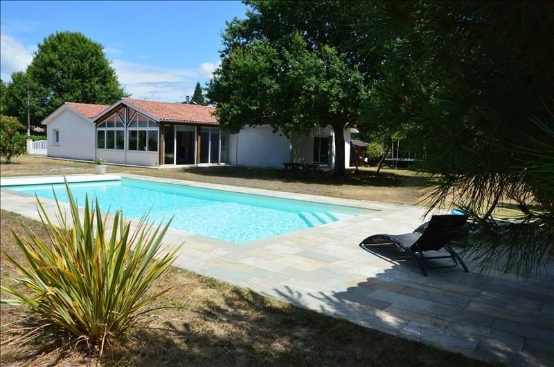Vente maison / villa Pontenx les forges 399000€ - Photo 1