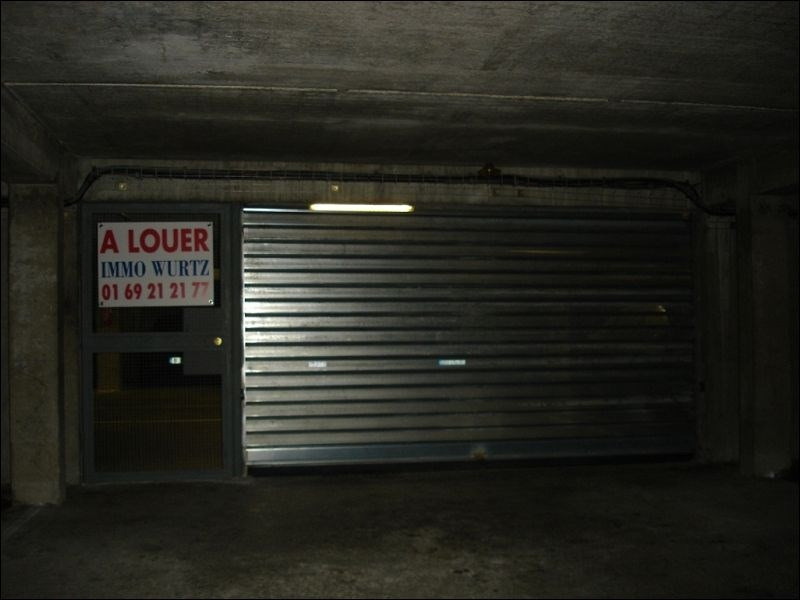 Rental parking spaces Juvisy sur orge 39€ CC - Picture 3