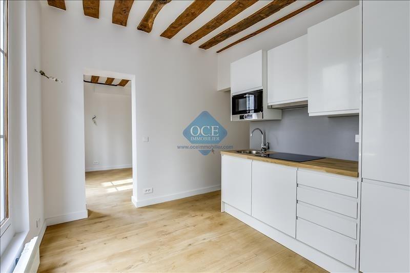 Vente appartement Paris 2ème 420000€ - Photo 1