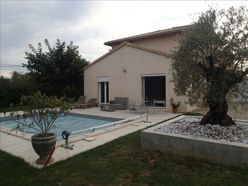Revenda casa Mours st eusebe 378000€ - Fotografia 7