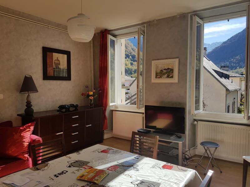 Vente appartement Bagneres de luchon 118000€ - Photo 2