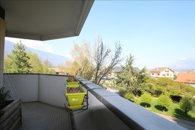 Vente appartement La motte servolex 212 000€ - Photo 2