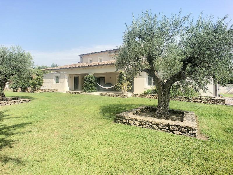 Revenda residencial de prestígio casa Barbentane 730000€ - Fotografia 2