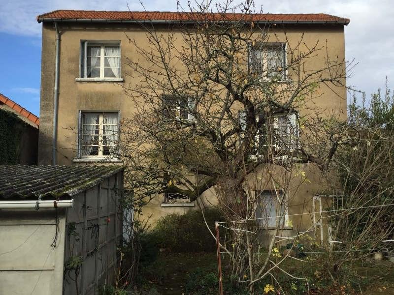 Vente maison / villa Poitiers 149000€ -  1