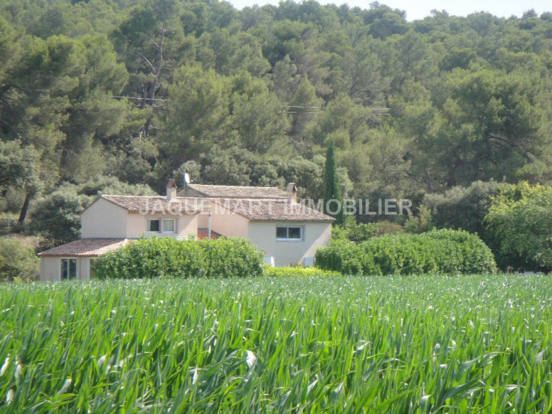 Location vacances maison / villa Lambesc 875€ - Photo 1
