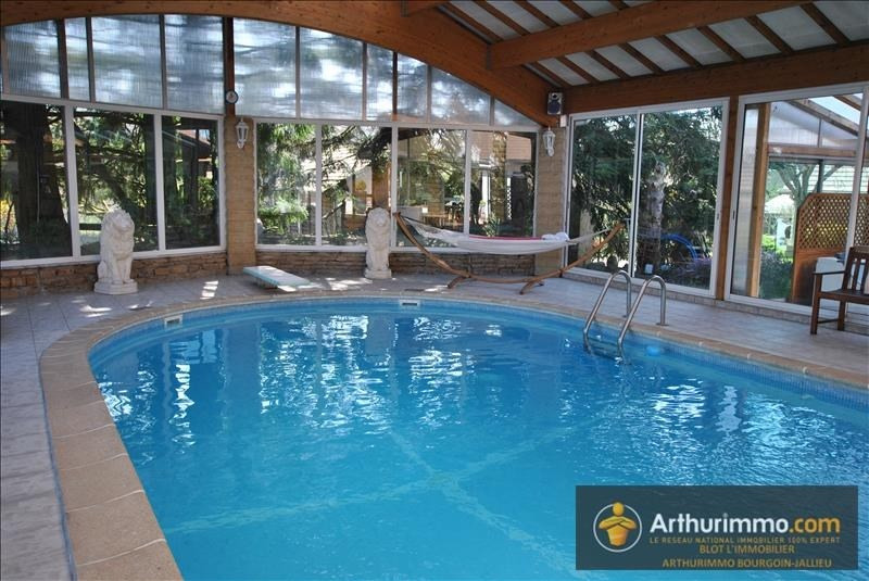Vente maison / villa La batie montgascon 399000€ - Photo 2
