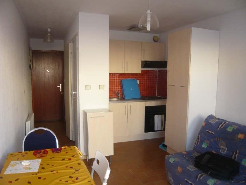 Location appartement Sete 345€ CC - Photo 1