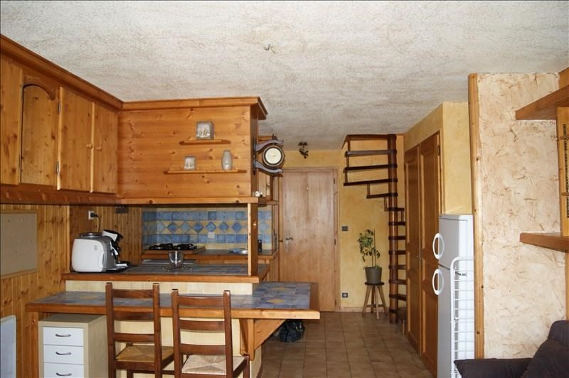 Vente appartement Mont saxonnex 111900€ - Photo 1