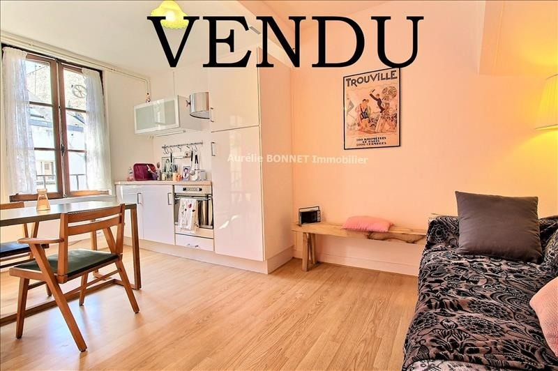 Sale apartment Trouville sur mer 135 000€ - Picture 2