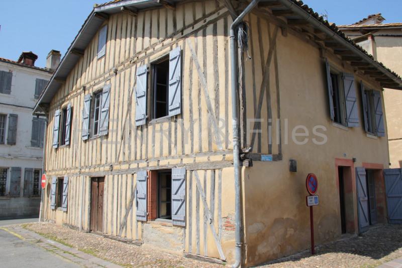 Vente maison / villa Lombez 125000€ - Photo 1