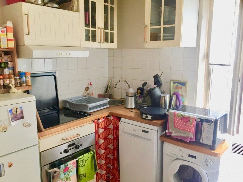 Sale apartment Paris 1er 499 000€ - Picture 8