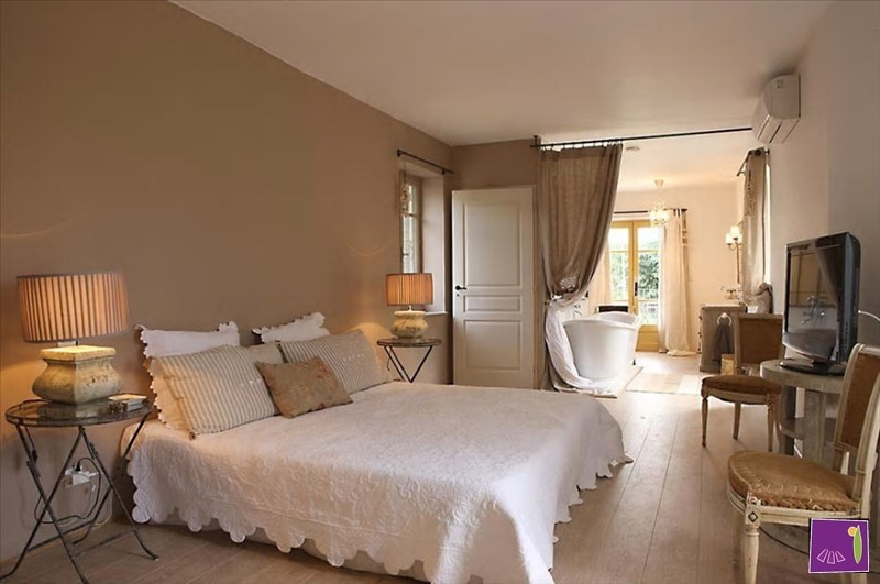 Venta de prestigio  casa Barjac 525000€ - Fotografía 5