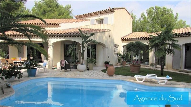 Vente de prestige maison / villa St cyr sur mer 830000€ - Photo 1