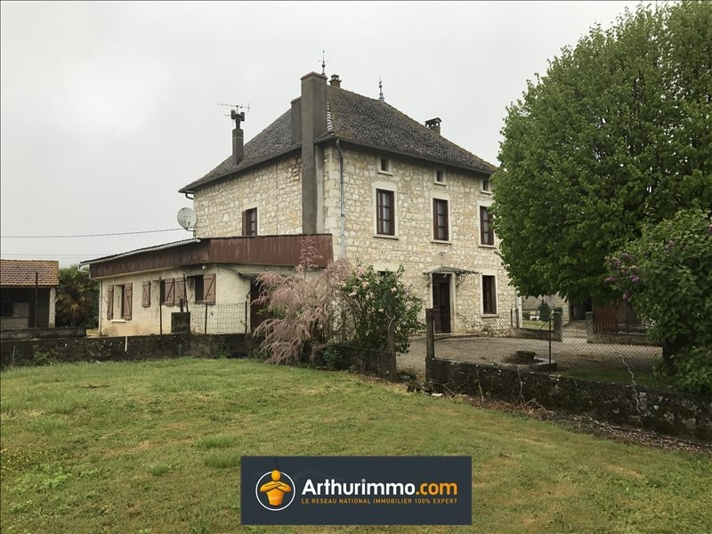 Sale house / villa St benoit 340 000€ - Picture 1