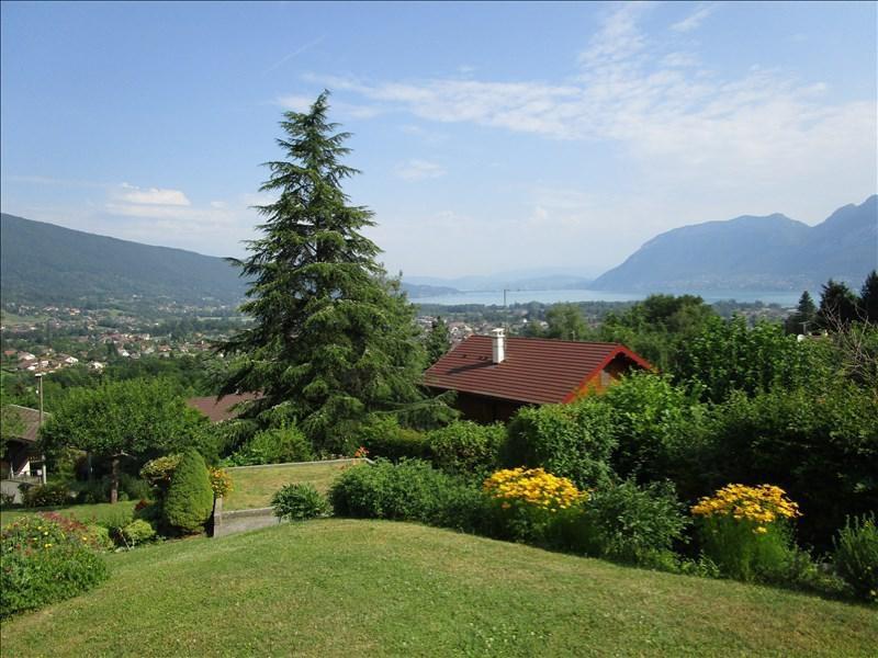 Immobile residenziali di prestigio casa Saint jorioz 716000€ - Fotografia 1