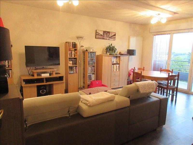 Verkoop  appartement Rives 139000€ - Foto 3